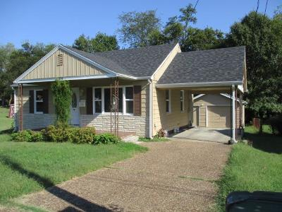 Christian County Single Family Home For Sale: 814 Wood Street