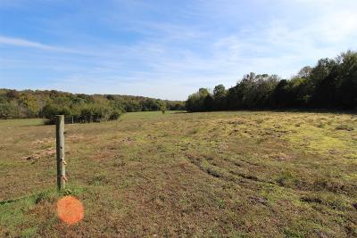 Wilson County Residential Lots & Land For Sale: Cooks