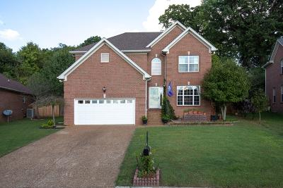 Hendersonville Single Family Home Under Contract - Showing: 166 Walton Trace South