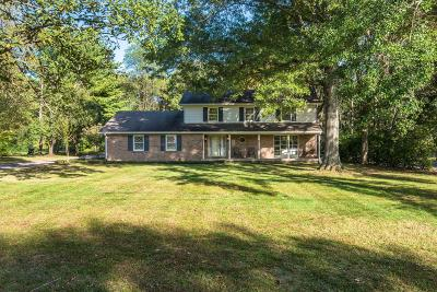 Nashville Single Family Home Under Contract - Showing: 1008 Hickory Hollow Rd