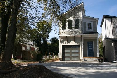 Nashville Single Family Home For Sale: 904 A Riverside Dr