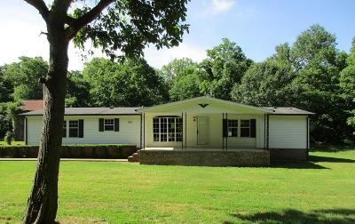 Cunningham Single Family Home Under Contract - Showing: 1564 McWhorter Rd