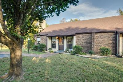 Wilson County Single Family Home Under Contract - Not Showing: 202 Castlewood Ln