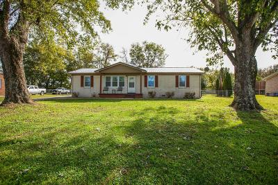 Maury County Single Family Home Under Contract - Not Showing: 113 Napier Dr