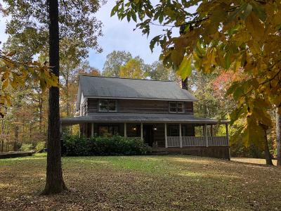Kingston Springs Single Family Home Under Contract - Showing: 1500 Fallen Beetree Rd
