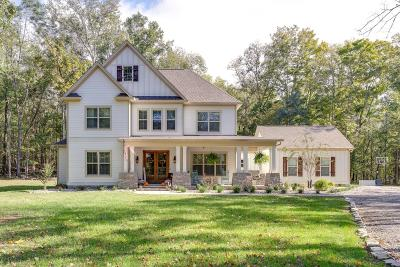 Maury County Single Family Home Under Contract - Not Showing: 1950 N Lasea Rd