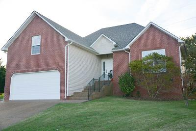 Spring Hill TN Single Family Home For Sale: $244,900
