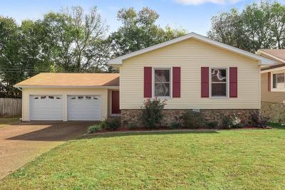 Franklin Single Family Home Under Contract - Not Showing: 1417 Wildwood Ct
