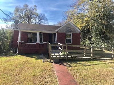 Nashville Single Family Home For Sale: 1209 Avondale Cir