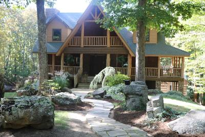 Monteagle TN Single Family Home For Sale: $575,000
