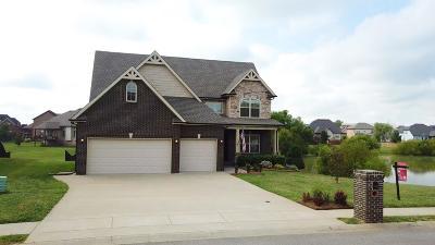 Clarksville Single Family Home For Sale: 116 Bainbridge Dr