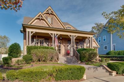 Williamson County Single Family Home For Sale: 1552 Fleetwood Dr