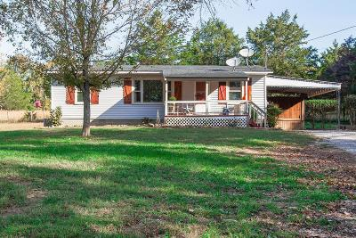 Spring Hill  Single Family Home Under Contract - Showing: 4928 Flat Creek Rd