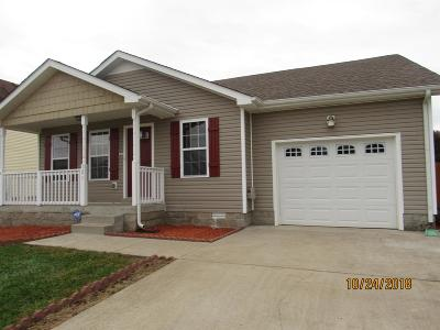 Christian County Single Family Home For Sale: 121 N.cavalcade