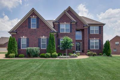 Franklin Single Family Home For Sale: 6089 Stags Leap Way