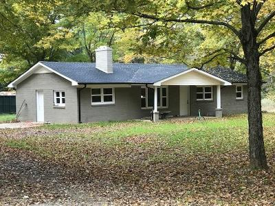 Houston County Single Family Home Under Contract - Showing: 2075 Sparkman Rd