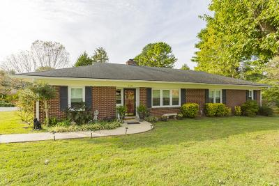 Columbia  Single Family Home For Sale: 909 Camellia Dr