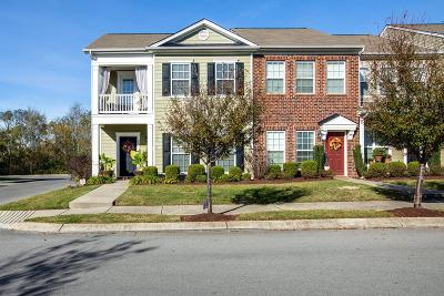 Spring Hill  Condo/Townhouse For Sale: 2031 Hemlock Dr