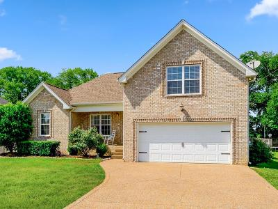 Mount Juliet Single Family Home Under Contract - Not Showing: 413 Guethlein Rd