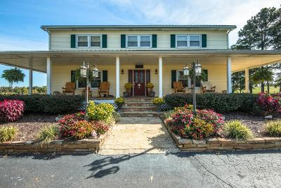 Dickson Single Family Home Under Contract - Showing: 1544 Old Columbia Rd