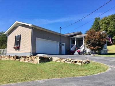 Tracy City TN Single Family Home For Sale: $214,900