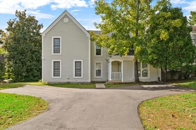 Hermitage Single Family Home Under Contract - Not Showing: 712 Rachels Trl