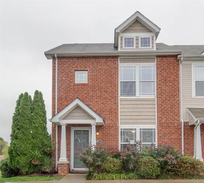 Spring Hill  Condo/Townhouse For Sale: 1001 Somerset Springs Dr #13