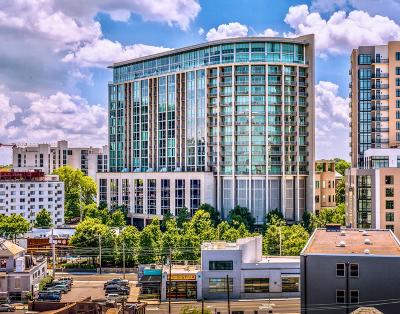 Nashville Condo/Townhouse For Sale: 900 20th Ave S Apt 702 #702