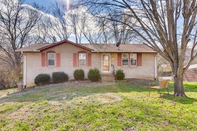 Nashville Single Family Home For Sale: 223 Townes Dr