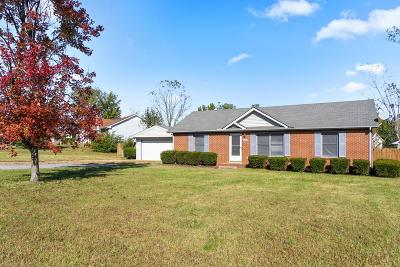 Belle Forest Single Family Home Under Contract - Showing: 1491 Sunshine Drive