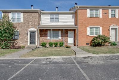Hendersonville Condo/Townhouse Under Contract - Not Showing: 430 Walton Ferry Rd Apt 205 #205