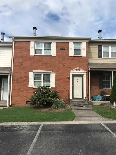 Hendersonville Condo/Townhouse For Sale: 430 Walton Ferry Rd Apt 204 #204