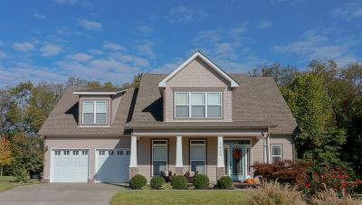 Murfreesboro Single Family Home For Sale: 1529 Billingham Dr