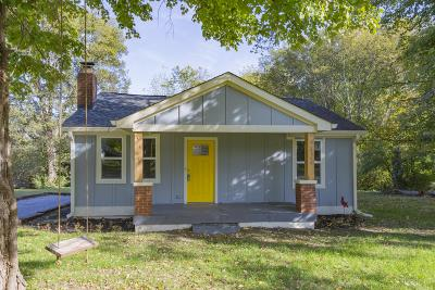Nashville Single Family Home Under Contract - Showing: 4124 Edwards Ave
