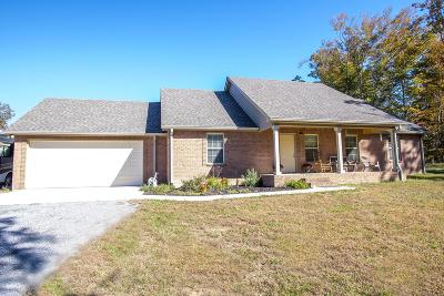 Smithville Single Family Home For Sale: 3173 Barnes Mill Rd