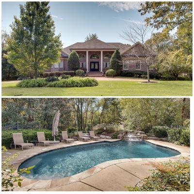 Williamson County Single Family Home Under Contract - Showing: 9461 Winston Dr