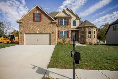 Clarksville Single Family Home For Sale: 1052 Chagford Dr