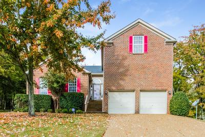 Nolensville Single Family Home For Sale: 1811 Cabe Ct