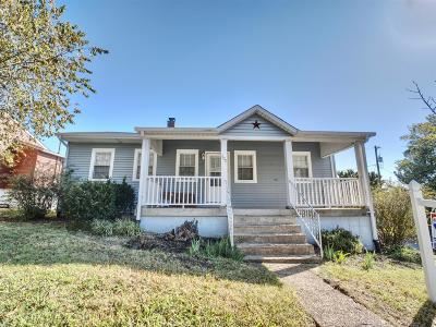 Old Hickory Single Family Home For Sale: 509 Cleves St