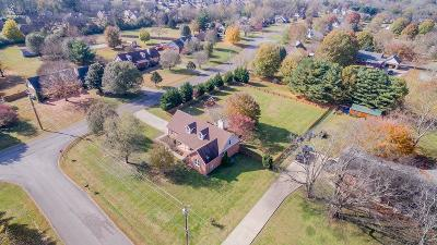 Murfreesboro Single Family Home For Sale: 1976 Orchard Park Dr