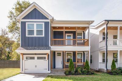 Nashville Single Family Home Under Contract - Showing: 433 Westboro Dr