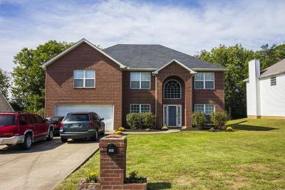 Lavergne Single Family Home For Sale: 622 Holland Ridge Dr
