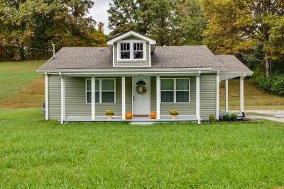 Mcewen Single Family Home Under Contract - Showing: 1301 Bold Springs Rd