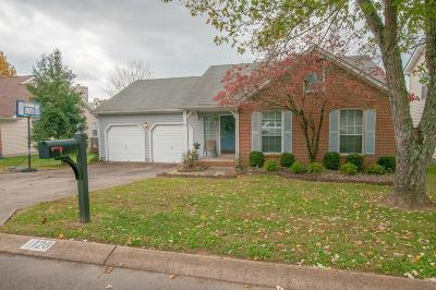 Old Hickory Single Family Home For Sale: 1128 Dawnwood Dr