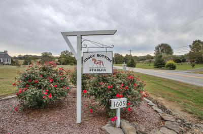 Shelbyville Single Family Home For Sale: 1609 Highway 130 East