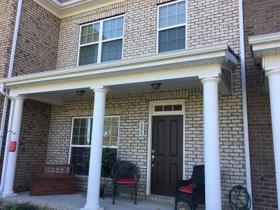 Spring Hill Condo/Townhouse For Sale: 306 Oldbury Pvt Ln