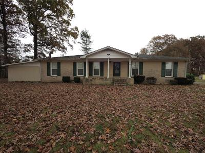 Smithville Single Family Home For Sale: 549 Old Blue Springs Rd
