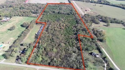 Bell Buckle TN Residential Lots & Land Sold: $160,000