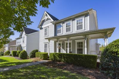 Franklin  Single Family Home Under Contract - Showing: 1546 Liberty Pike