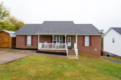 Ashland City Single Family Home Under Contract - Not Showing: 137 Doty Rd